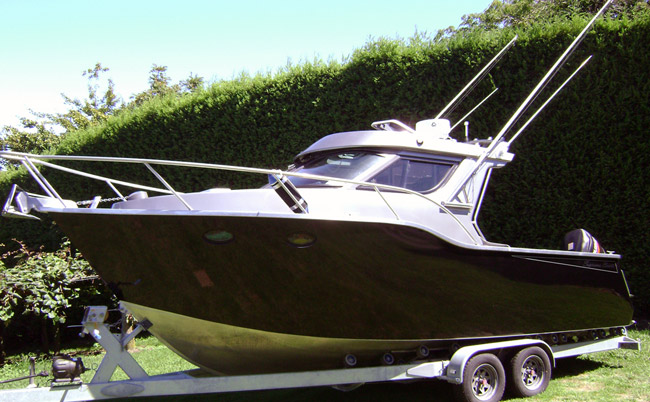 Custom Boat Building, Aluminium Alterations, Aluminium Fabrication and Welding | Katikati, NZ ...